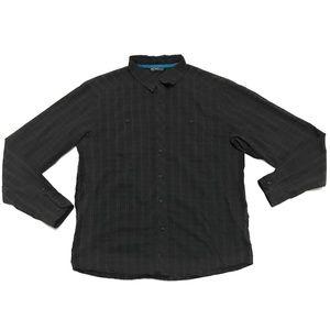 Arcteryx Dual Front Pockets Striped Button Shirt